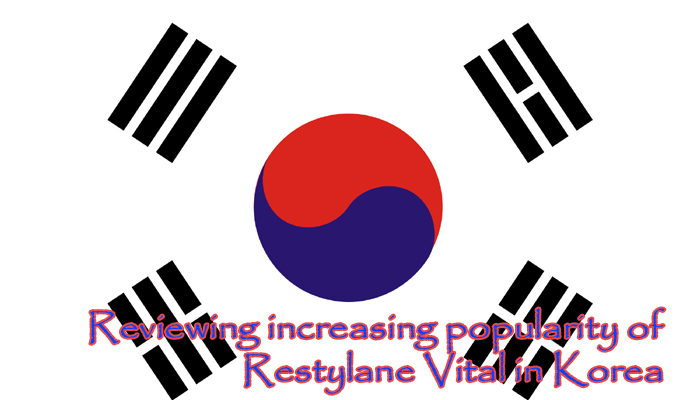 Reviewing increasing popularity of Restylane Vital in Korea